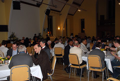 SMB Men's Dinner (Kentishman) Tags: church kent nikon canterbury smb stmarybredin d80 dsc1530