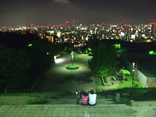 広島 竜王公園 夜景6