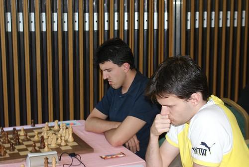 Josep Manel López i Csaba Balogh