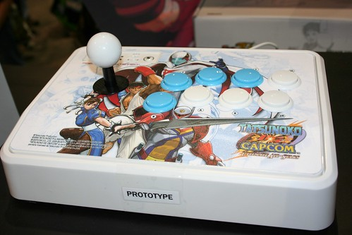 Tatsunoko vs. Capcom Joystick