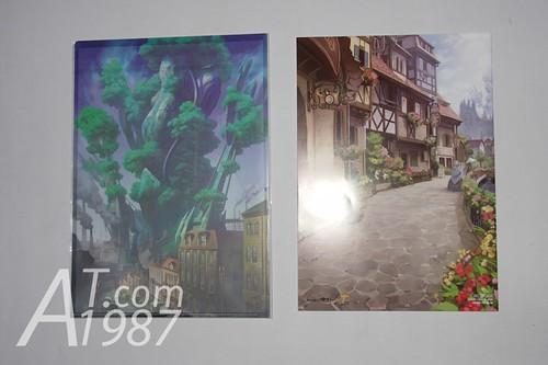 Unpack Rorona no Atelier GS combo set A