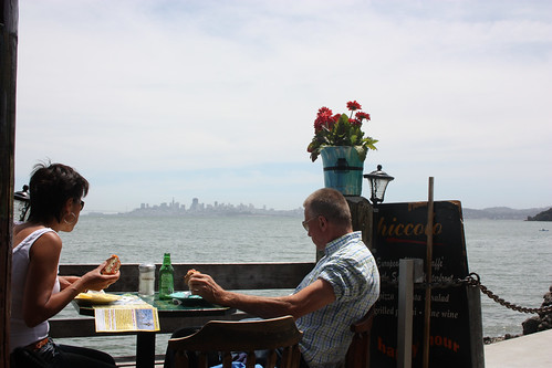Lunch in Sausalito