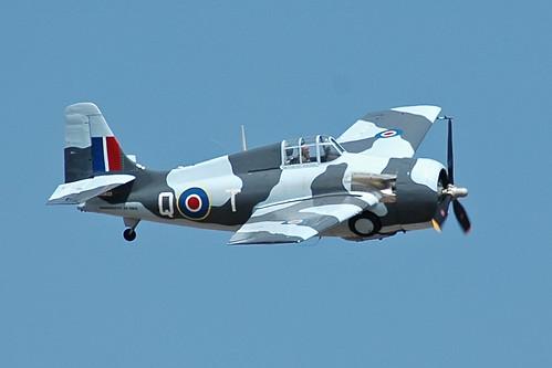 Warbird picture - Grumman_F4F_Wildcat