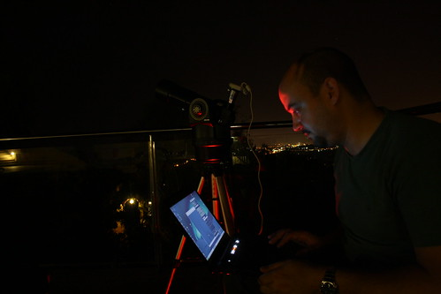 Procesando imágenes con la webcam
