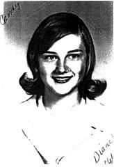 Diane Beckmann - Graduation Picture