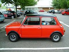 Leyland Innocenti Mini Cooper