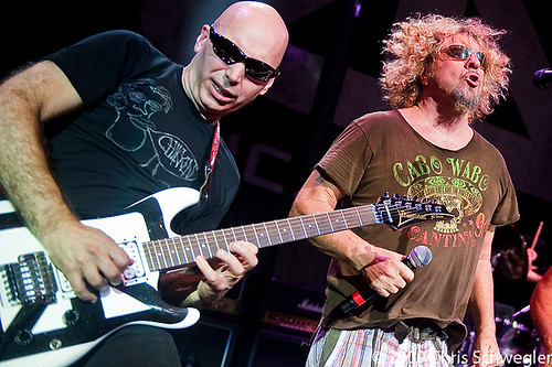 Chickenfoot Announce Spring Tour Dates