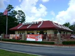 McDonald's Daytona Beach 2994 US Highway 92 (USA)