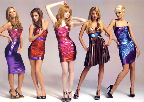 GirlsAloudTangledUpTourBook