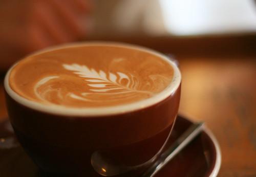 pdx // day 4 // freshpot soy latte