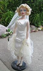 Bride3 (annesstuff) Tags: bride doll gene weddingdress fashiondoll ido melodom ashtondrake genemarshall annesstuff