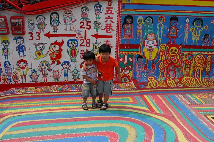 彩虹眷村(春安路56巷)0024