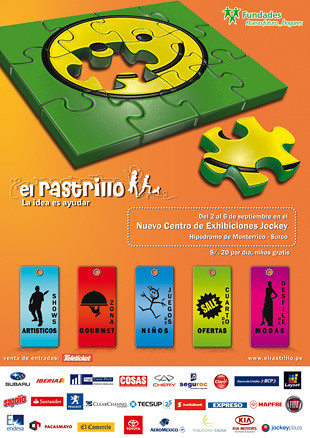 El Rastrillo 2009