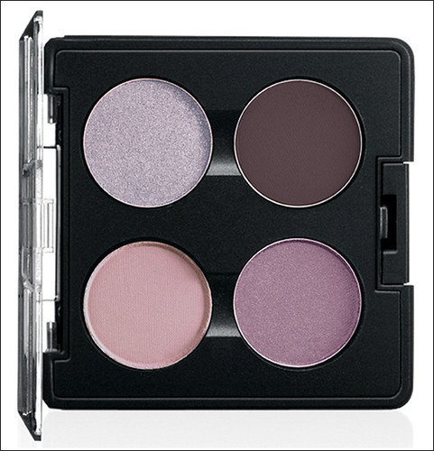 MAC Makeup Art Cosmetics In The Gallery Eyeshadow Quad