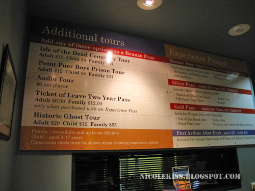 price of ghost tours