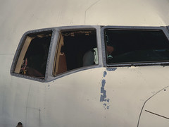 CHIPPED PAINT (Keith.Fulton) Tags: atlanta jet delta airliner fs chippedpaint deltaairlines keithfulton krfulton krfultonphotography fultonimages fultonphotography