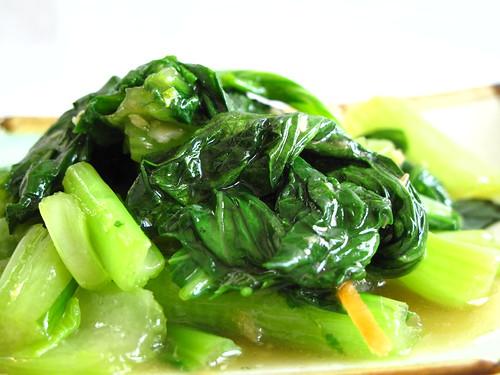 IMG_1865  Mustard Green 菜心