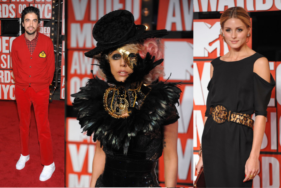 5c72a143 MTV 2009 VMA Awards Best Dressed | The Fashion Cult