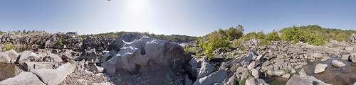 River Bed Pano