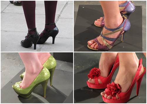 Shoes at LFW