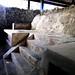 Fachada Norte del Basamento Pintado