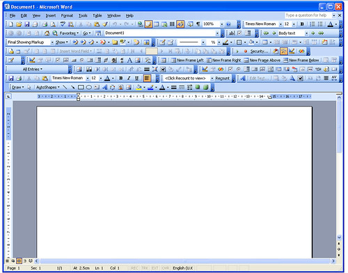how to delete a blank page in a word document