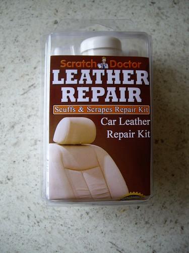 Watch me try out a leather repair kit. - Jaguar Forums - Jaguar ...