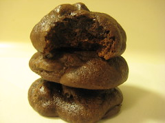 Milk's Ooey-Gooey Double-Chocolate Cookies