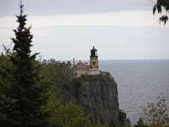 Split Rock Lighthouse fall 2009