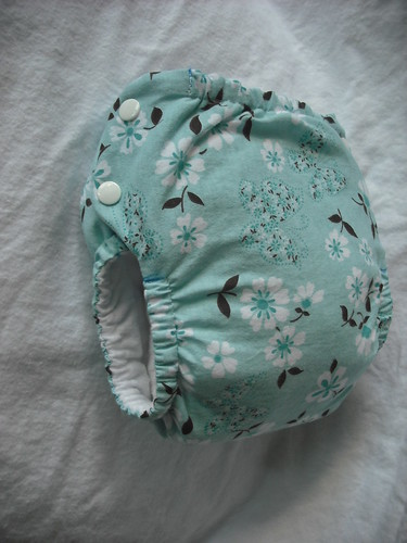 Free cloth diaper pattern!