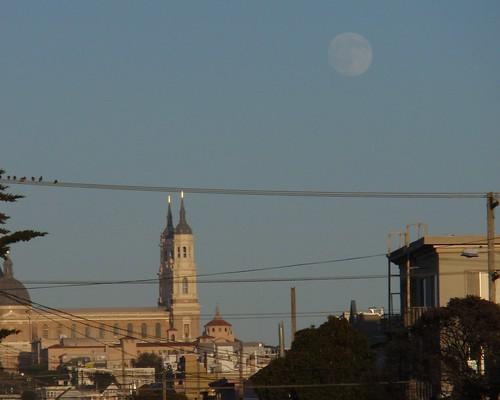 St Ignatius Moon