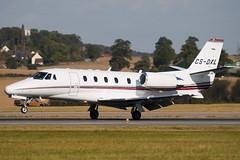 CS-DXL - 560-5640 - Netjets Europe - Cessna 560XL Citation XLS - Luton - 091008 - Steven Gray - IMG_9982