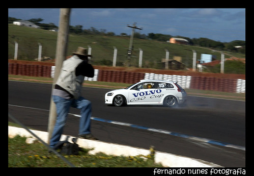 Volvo C30 Rodando...