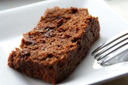 Chocolate marmaladepudding