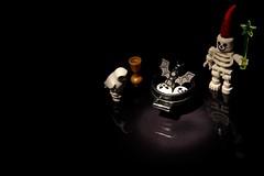 Hubble Bubble (Fairy_Nuff (new website - piczology.com!)) Tags: reflection canon skeleton eos soup lego wizard wand magic bat 7d owl bubble cauldron hubble macromondays msh0114 msh011420