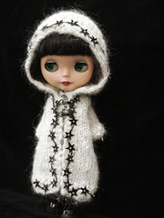 Starlight winter warmer coat