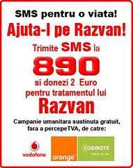 sms Razvan Zainescu