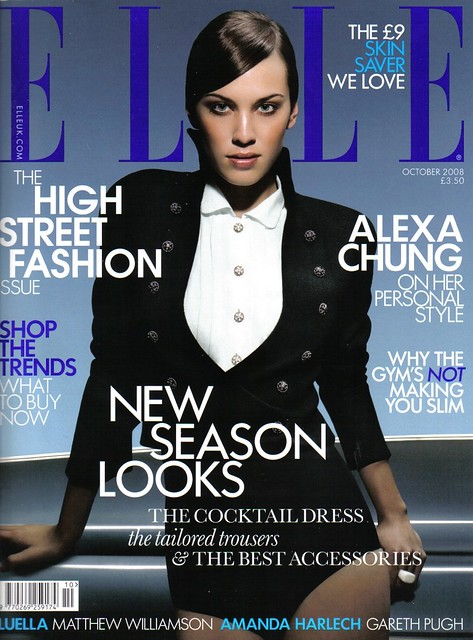 UK Elle Oct 2008