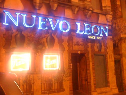 exterior Nuevo Leon, Pilsen - Chicago