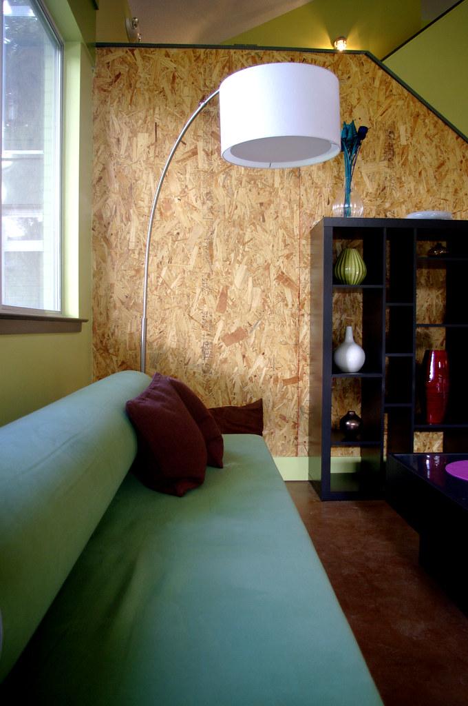 Urbane Apts / Lounge Space  / Adams
