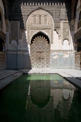 Medersa es Sahrija (Daveybot) Tags: travel vacation holiday honeymoon morocco fez maroc marocco medina fes medersa elbali medersaessahrija