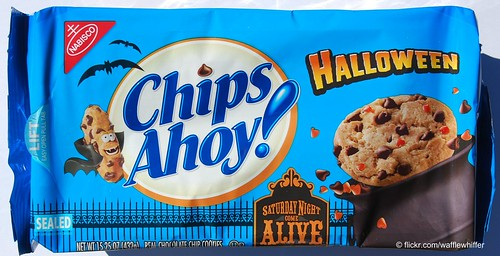 Halloween Chips Ahoy!