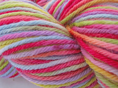 *2nds SALE* Eden  on Peruvian Wool - 3.5 oz. (...a time to dye)