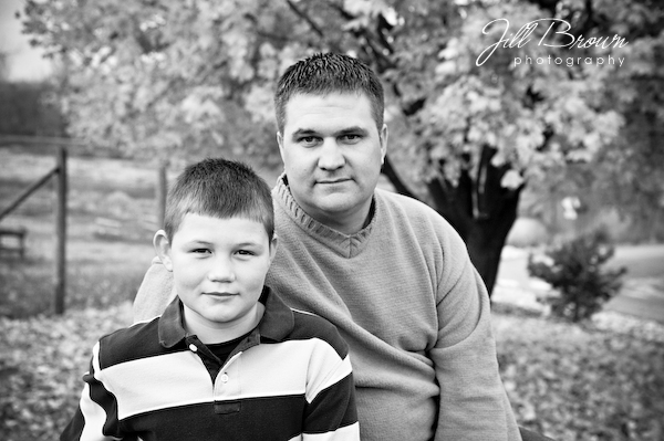 October 28, 2009:  Family Session