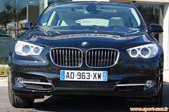 Test BMW serie 5GT 17