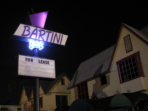 Bartini — For Lease