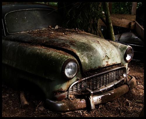 Opel Olympia Rekord '55
