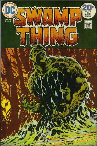 Swamp thing 9