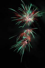 burst of colour (Jessica Smith (Patten)) Tags: colour scotland explosion firework bonfirenight colourfull greenandred invergarry