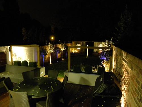 Garden Lighting Wilmslow Image 7